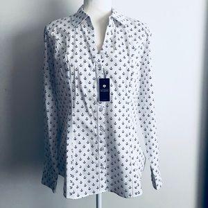 Express anchors away original essential shirt